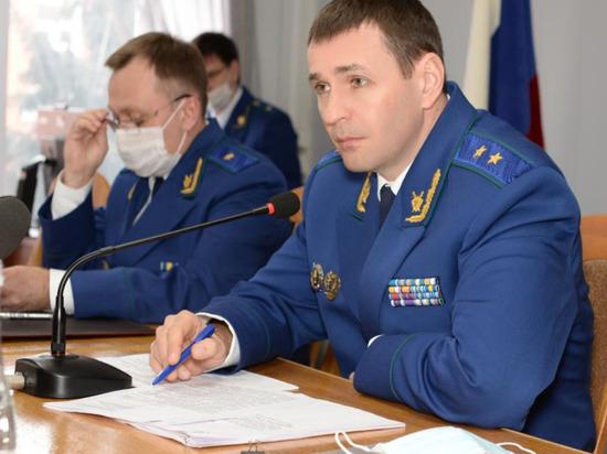 Генпрокуратура России намерена проверить жалобы барнаульцев на плохую уборку снега