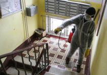 Эксперты утверждают, что риск подцепить коронавирус на поверхностях преувеличен