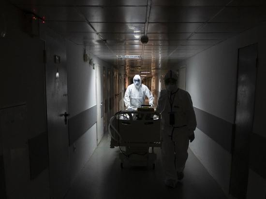 В Хакасии умерли еще четыре пациента с диагнозом коронавирус