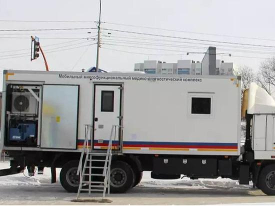 В Барнауле прекратил работу один из мобильных комплексов вакцинации от ковида