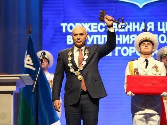 27 февраля депутаты городской Думы и члены избирательной комиссии выбрали нового главу Сургута