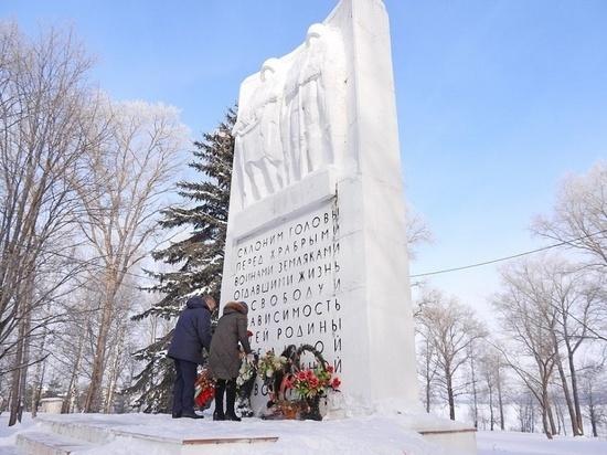 В Калязинском районе почтили память павших воинов