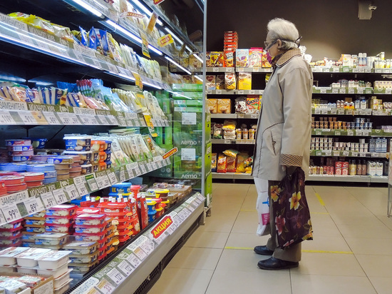 Россия попала в составленный Bloomberg список стран, в которых существует проблема роста цен на продовольствие
