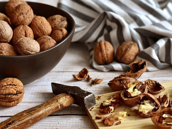 Грецкий орех назвали эффективным средством для омоложения организма