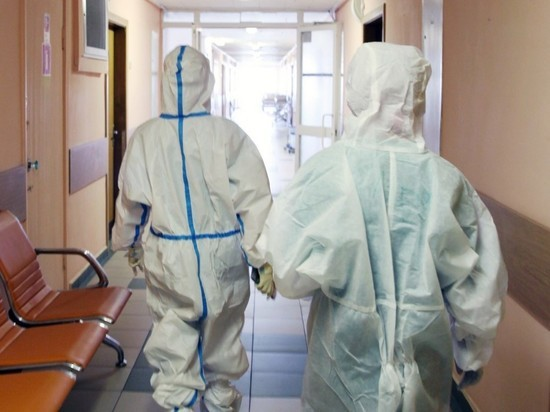 В Петербурге ожидают выхода на плато по коронавирусу