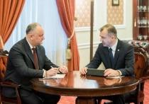 Додон: Кику - один из лучших премьер-министров Молдовы за 30 лет