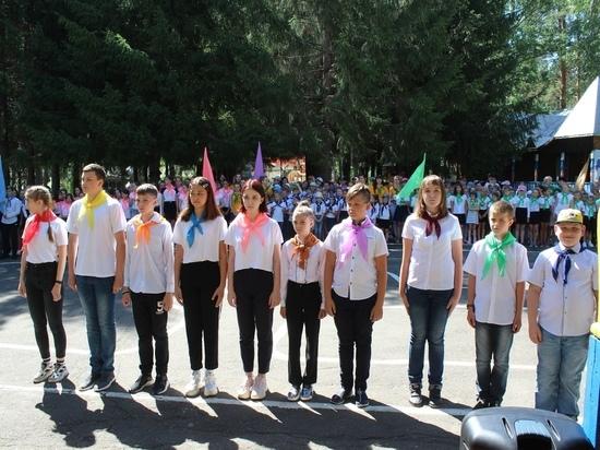 Алтайские власти выделили более 164 млн рублей на детский отдых