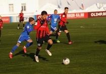 Ивановский «Текстильщик» выиграл первый матч в 2021 году