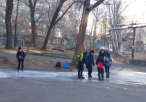 Школы Донецка эвакуируют в срочном порядке