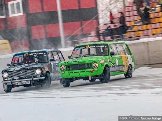 Дрифтер из Красноярска стал чемпионом Winter Drift Battle-21