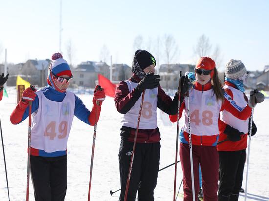 Алтай-Кокс провел краевой турнир по лыжным гонкам