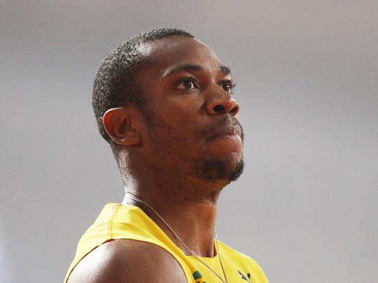Четырехкратный олимпийский призер Йохан Блейк против вакцинации