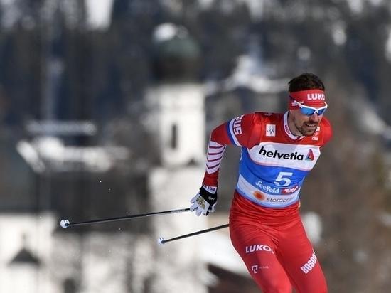 Югорчанин завершил выступление на лыжном чемпионате мира из-за проблем с ногой