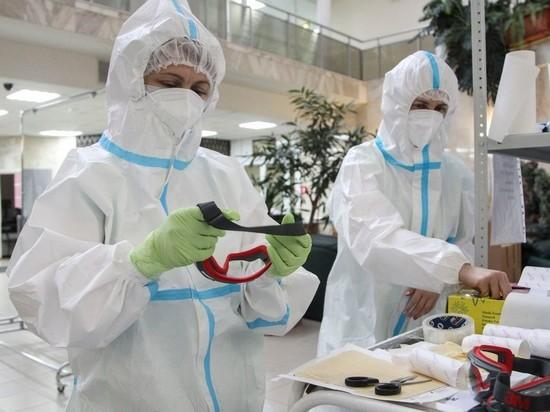 В России заготовили 22 тонны антиковидной плазмы