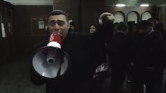 Штурм административного здания противниками Пашиняна попал на видео