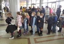 Эвакуирована школа №20 в Донецке Ростовской области