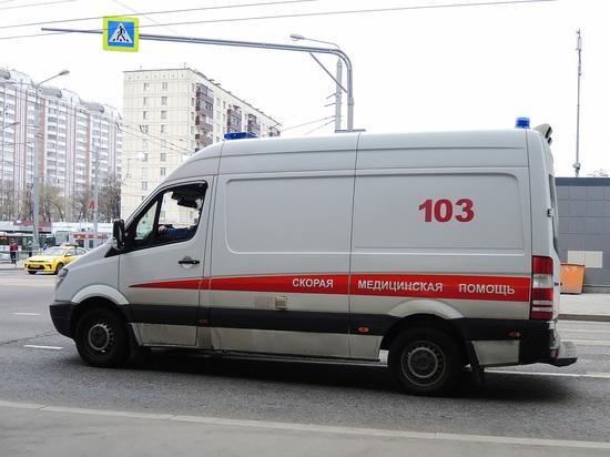 Беременная женщина и ее отец надышались газом из-за неисправного котла в коттедже в Новой Москве