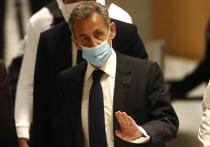 Во Франции бывший президент Николя Саркози признан виновным в коррупции