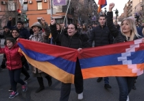 Первый день весны в Армении был полон драматических событий