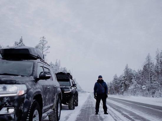 Тревел-блогер Сергей Сайман снова посетит Ямал на авто