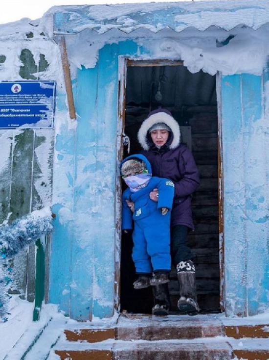 Александр Еликов из Ямала с группой единомышленников во время автоэкспедиции к Новосибирским островам посетил самое отдаленное село Якутии — Юкагир