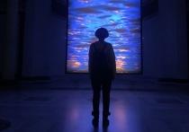 В Пушкинском представили выставку классика видеоарта, которая помогает всмотреться в глубь себя
