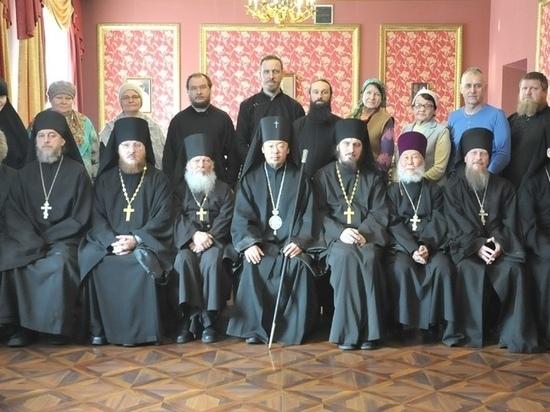 В Туве развивается православие