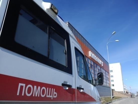 В Волгоградской области иномарка врезалась в «ВАЗ», пострадал человек