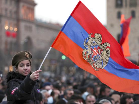 Политическая обстановка в Армении