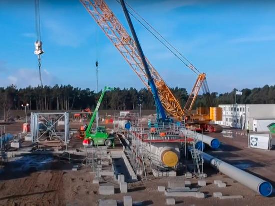 Германия отказалась увязывать санкции со строительством «Северного потока-2»