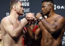 Исраэль Адесанья попробует стать чемпионом UFC в полутяжелом весе, Петр Ян проведет первую защиту титула в легчайшем дивизионе, а Фрэнсис Нганноу сразится со Стипе Миочичем в реванше