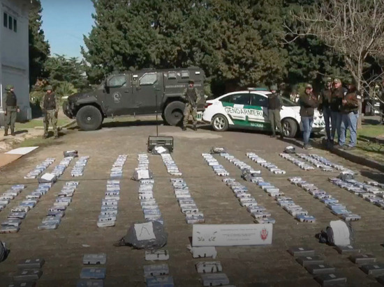 Найденный в российском посольстве кокаин уничтожили