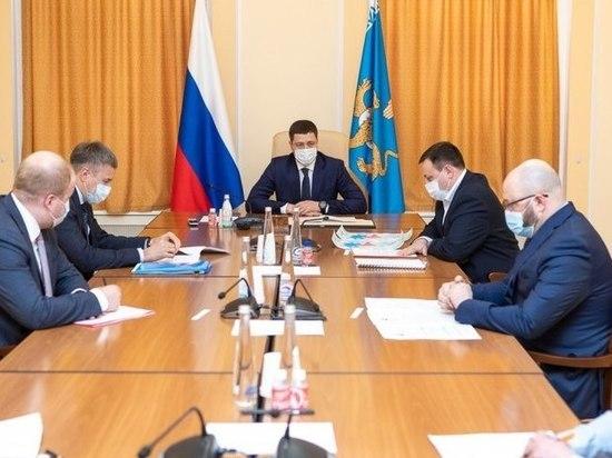 Псковский губернатор раскритиковал работу по уборке дворов и улиц