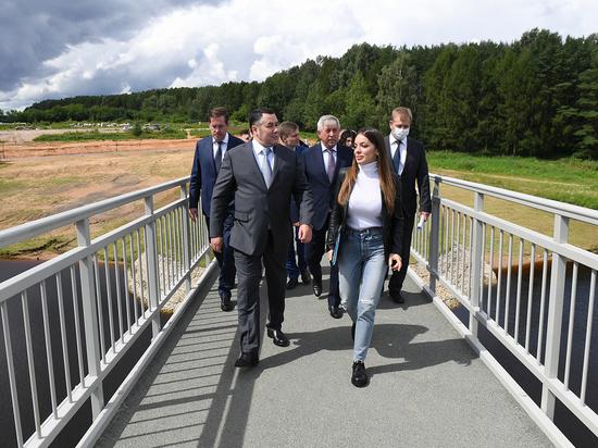 Пять лет на посту: как развивается Тверская область под руководством Игоря Рудени
