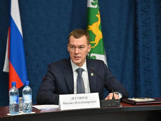 Михаил Дегтярев приучает чиновников работать по всему Хабаровскому краю