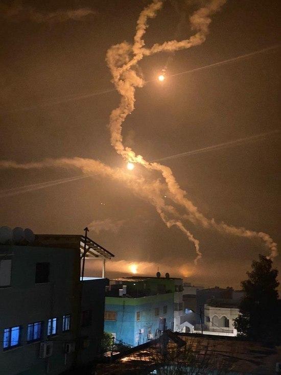 Израиль зафиксировал подозрительную активность на границе с Ливаном