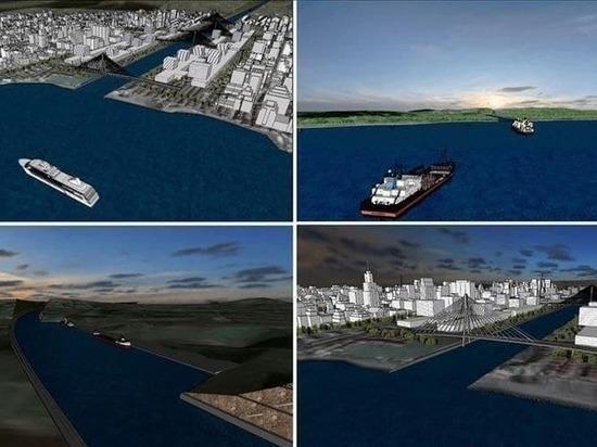 Турция объявит тендер на реализацию мегапроекта «Стамбульский канал»