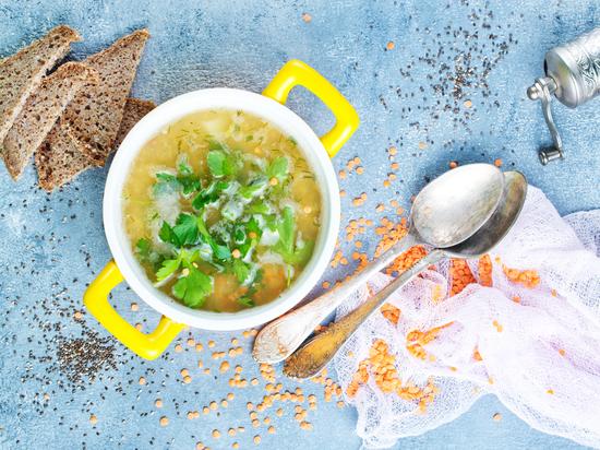 Назван самый полезный суп