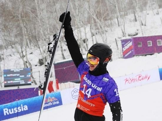 Красноярский сноубордист Дмитрий Логинов стал трехкратным чемпионом мира на соревнованиях в Словении