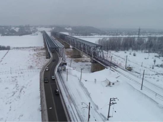 Старый мост в Барнауле будет открыт для движения уже осенью