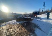 В Улан-Удэ депутат с севера пришла в ужас от улицы в замерзших нечистотах