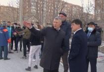 Пострадавшие от взрыва дома отремонтирует мэрия Владикавказа