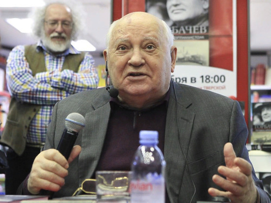 Горбачев назвал гласность непременным условием перемен и драйвером перестройки