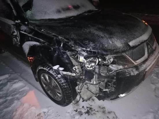 В Северном районе случилась смертельная авария