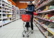 Цены на продовольствие в России в январе 2021 года выросли на 8,2 процента по сравнению с аналогичным периодом 2020 года