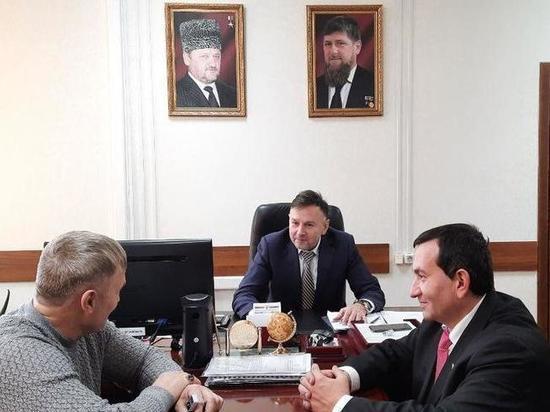 Роман Амстиславский о молодёжной политике в Чеченской Республике