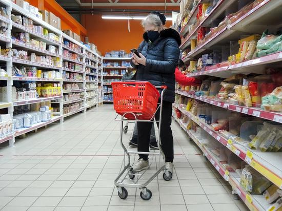 За год продуктовая инфляция составила 8,2 процента