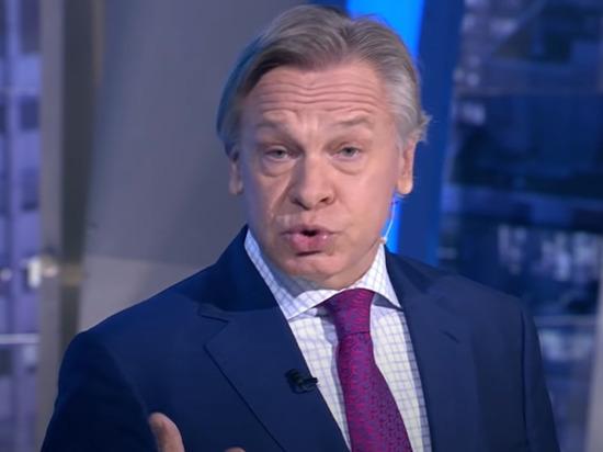 Пушков рассказал о готовности Германии дать отпор США из-за России