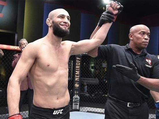Боец UFC Хамзат Чимаев объявил о завершении карьеры