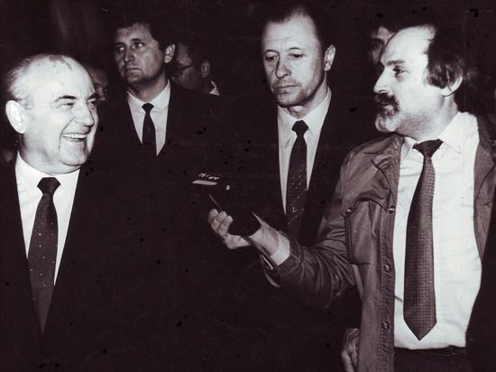 Взгляд из Германии: «Как я дописывал Президента СССР...»